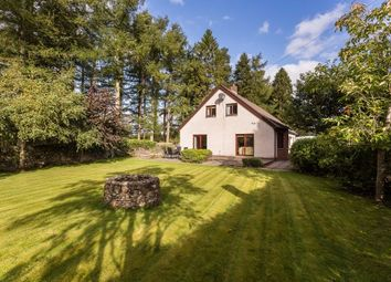 Thumbnail 5 bed detached house for sale in Dundee Road, Meigle, Blairgowrie