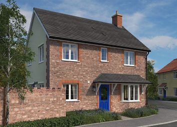 Thumbnail 3 bed detached house for sale in The Devoran, Castle Fields, Marsh Lane, Dunster, Somerset