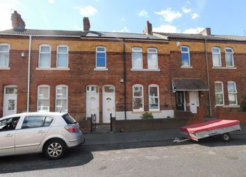 Thumbnail 3 bed flat for sale in Lansdowne Terrace, North Shields