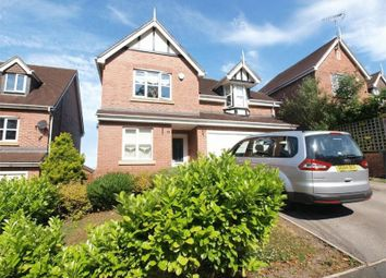 Thumbnail 4 bed detached house for sale in Lazonby Close, Prenton, Wirral