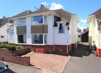Thumbnail 3 bed property for sale in Whiteway Drive, Heavitree, Exeter