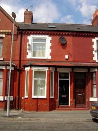 Thumbnail 4 bedroom terraced house to rent in Camborne Street, Manchester
