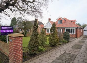 Thumbnail 4 bed detached bungalow for sale in Humberston Avenue, Humberston