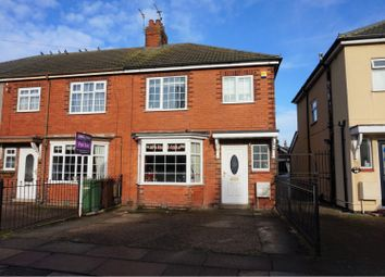 Thumbnail 3 bed end terrace house for sale in Brocklesby Road, Grimsby