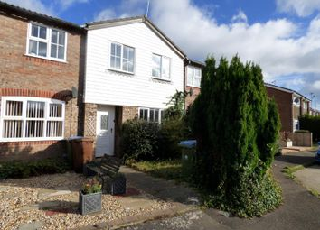 Thumbnail 3 bed terraced house to rent in Wolstenbury Road, Rustington, Littlehampton
