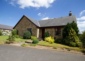 Thumbnail 3 bed detached bungalow for sale in Croft Gardens, Crookham, Cornhill-On-Tweed