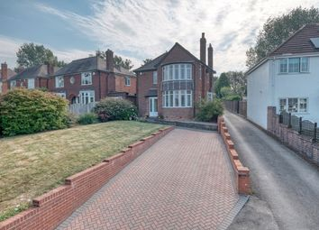 Thumbnail 3 bed detached house for sale in Birmingham Road, Marlbrook, Bromsgrove