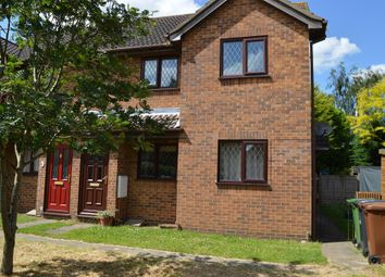 Thumbnail 2 bedroom flat for sale in Partridge Grove, Swaffham