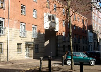 Thumbnail 2 bedroom flat for sale in Mount Stuart Square, Cardiff