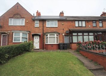 Thumbnail 3 bed terraced house to rent in Eastfield Road, Bordesley Green, Birmingham