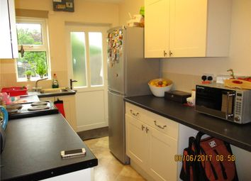Thumbnail 2 bedroom terraced house to rent in Harrowby Close, Grantham