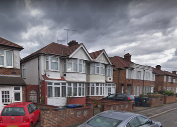 Thumbnail 3 bed semi-detached house to rent in Western Avenue, Greenford, London
