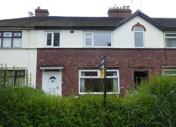 Thumbnail 3 bed terraced house for sale in 19 Washway Lane, St. Helens, Merseyside