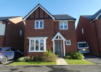 Thumbnail 4 bed detached house for sale in Southmead, Warrington