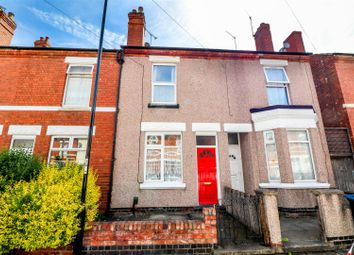 Thumbnail 4 bedroom terraced house for sale in St. Margaret Road, Coventry