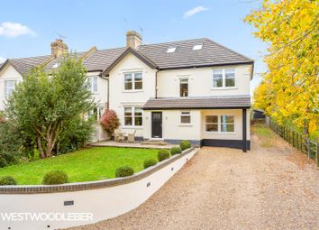 Thumbnail 4 bed end terrace house for sale in Beaumont Road, Broxbourne