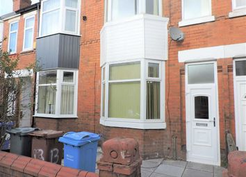 Thumbnail 2 bed terraced house for sale in Dorset Road, Levenshulme, Manchester