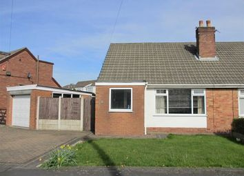 Thumbnail 2 bed semi-detached bungalow to rent in Great Gill, Walmer Bridge, Preston