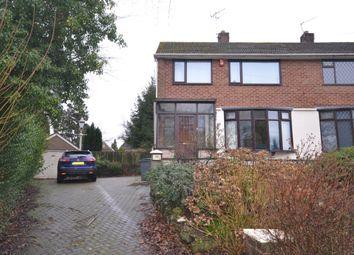 Thumbnail 3 bed semi-detached house for sale in New Inn Lane, Trentham, Stoke-On-Trent