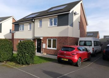 Thumbnail 2 bedroom semi-detached house for sale in Bunten Green, Leicester