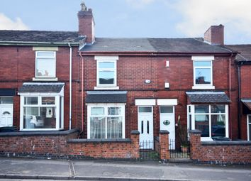 Thumbnail 2 bed terraced house for sale in Tellwright Street, Burslem, Stoke-On-Trent, Staffordshire