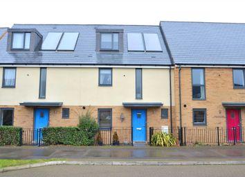 Thumbnail 4 bedroom terraced house for sale in Fen Street, Brooklands, Milton Keynes