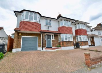 Thumbnail 5 bed semi-detached house for sale in Hillcote Avenue, Norbury