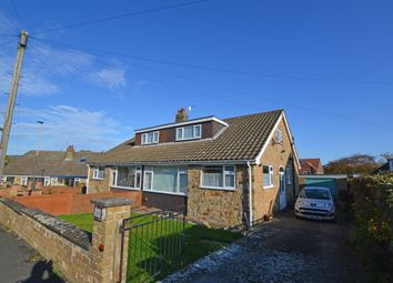 Thumbnail 4 bed semi-detached bungalow for sale in Woods Close, Burniston, Scarborough