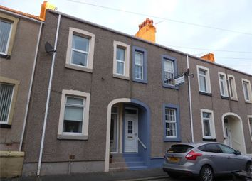 Thumbnail 3 bed terraced house for sale in Hugh Street, Whitehaven, Cumbria