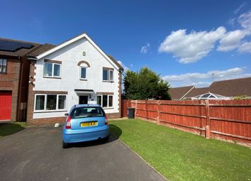 Thumbnail 4 bed detached house for sale in Bosworth Close, Northampton