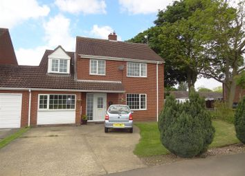 Thumbnail 5 bed detached house for sale in Station Road, Digby, Lincoln
