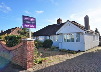 Thumbnail 3 bed semi-detached bungalow for sale in King Harolds Way, Bexleyheath