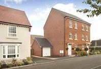 Thumbnail 4 bed semi-detached house for sale in Sandbrook Park, Rossway Drive, Bushey, Hertfordshire