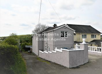 Thumbnail 3 bed end terrace house for sale in Feeder Bank, Dukestown, Tredegar