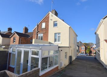 Vale Heights, Vale Road, Parkstone, Poole BH14. 3 bed semi-detached house