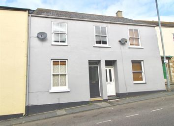 Thumbnail 3 bed cottage for sale in Wendron Street, Helston