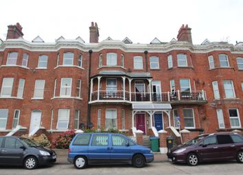 Thumbnail 1 bed flat to rent in Flat 4, 50 South Terrace, Littlehampton