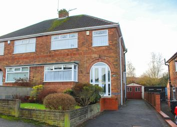 3 bed semi-detached house for sale in Beauvale Rise, Eastwood, Nottingham NG16