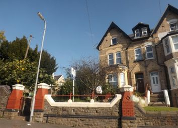 Thumbnail 7 bed semi-detached house for sale in Woodland Road, Off Victoria Avenue, Newport.