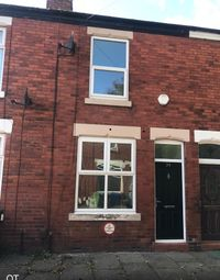 Thumbnail 2 bed terraced house to rent in Sandown Road, Stockport