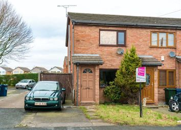 Thumbnail 2 bed terraced house for sale in Cotton Drive, Ormskirk