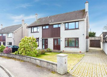 Thumbnail 3 bed semi-detached house for sale in Manor Place, Cults, Aberdeen