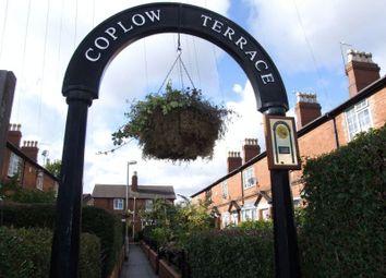 Thumbnail 2 bed terraced house to rent in Coplow Terrace, Coplow Street, Edgbaston, Birmingham