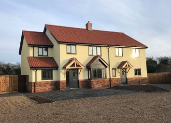 4 bed semi-detached house for sale in Common Road, Plot 3, Wiggenhall St. Mary The Virgin, King's Lynn PE34