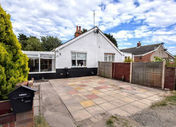 Thumbnail 2 bed bungalow for sale in Sea Lane, Saltfleet, Lincolnshire