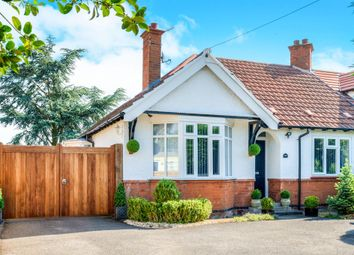 Thumbnail 4 bed bungalow for sale in Loxley Road, Stratford-Upon-Avon