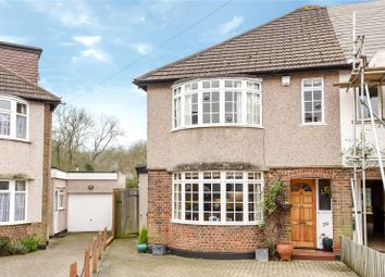 Thumbnail 4 bed semi-detached house for sale in Bateman Road, Croxley Green, Hertfordshire
