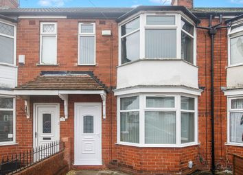 3 bed terraced house for sale in Welwyn Park Avenue, Hull, East Yorkshire HU6