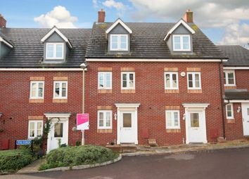 Thumbnail 3 bed terraced house to rent in The Forge, Hempsted, Gloucester