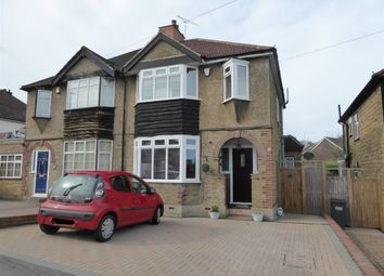 Thumbnail 3 bed semi-detached house for sale in Sundale, Avenue, South Croydon